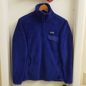 😍worn once Patagonia retool snapT pullover size M